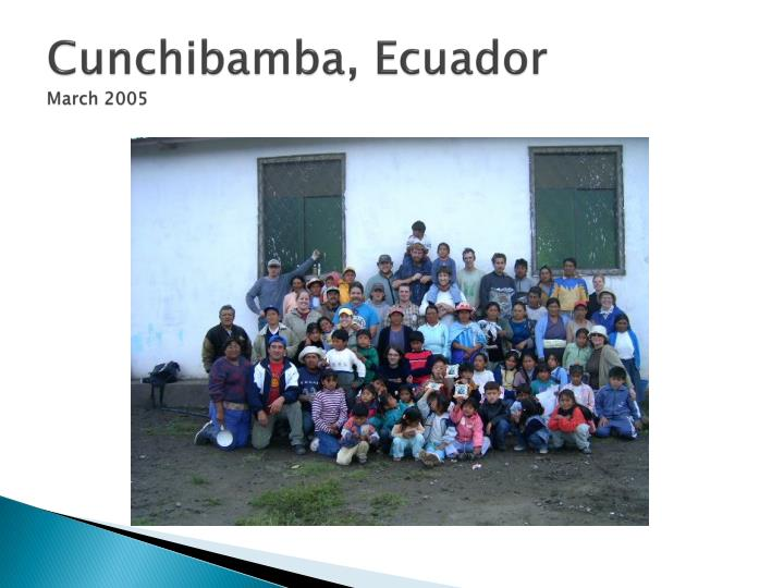 Cunchibamba