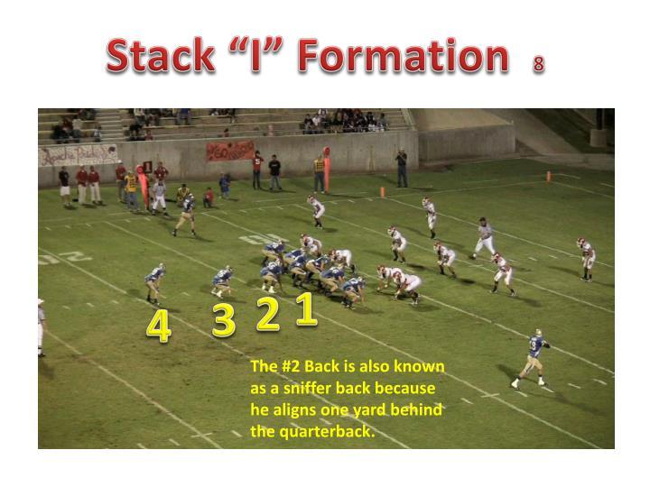 """Stack """"I"""" Formation"""