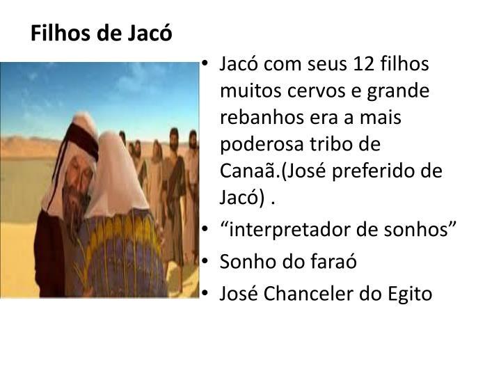Filhos de Jacó