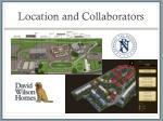 location and collaborators