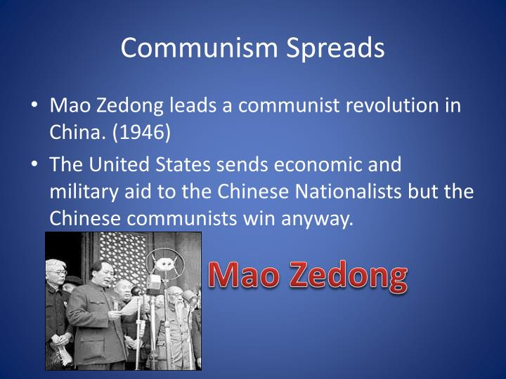 an analysis on chinese communist revolution Transcript of chinese communist revolution 1949 summary beginning on october 1, 1949, chinese communist leader mao zhedong declared the creation of the people's republic of china (prc.