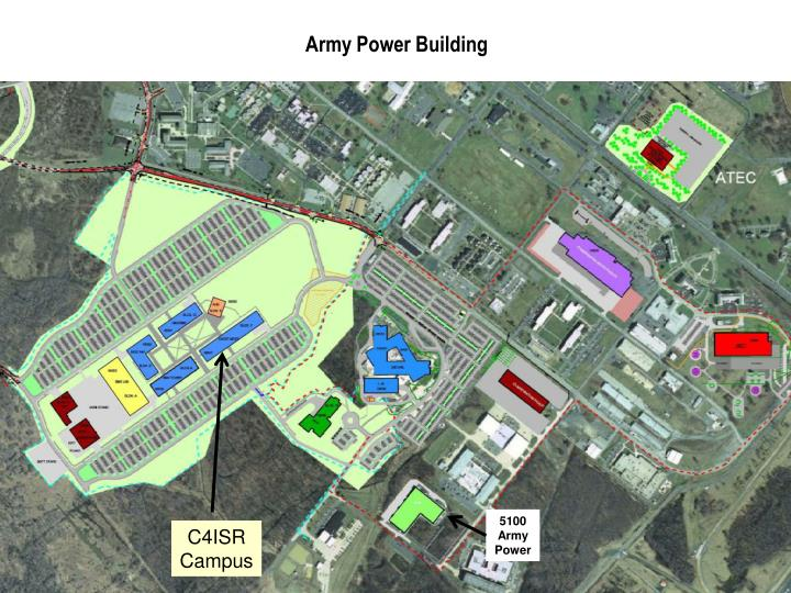 Army Power Building