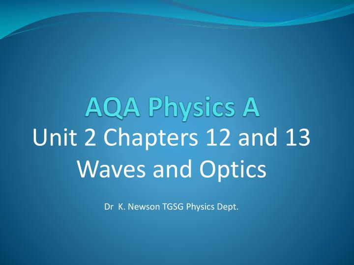 aqa physics a n.
