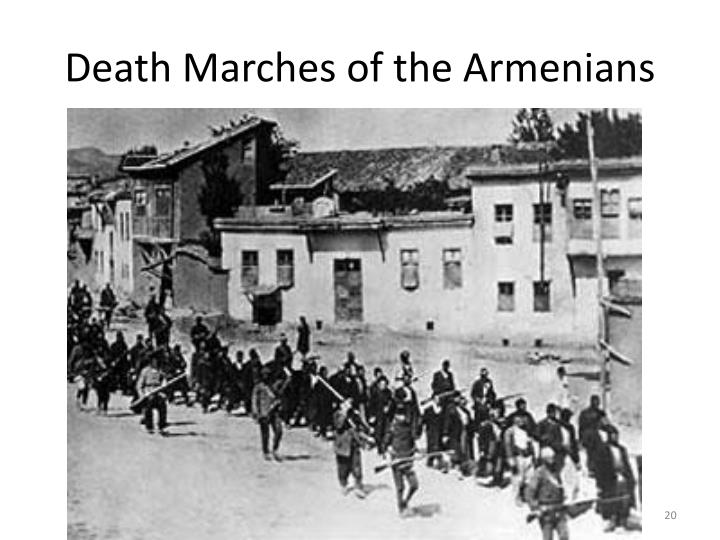 Death Marches of the Armenians