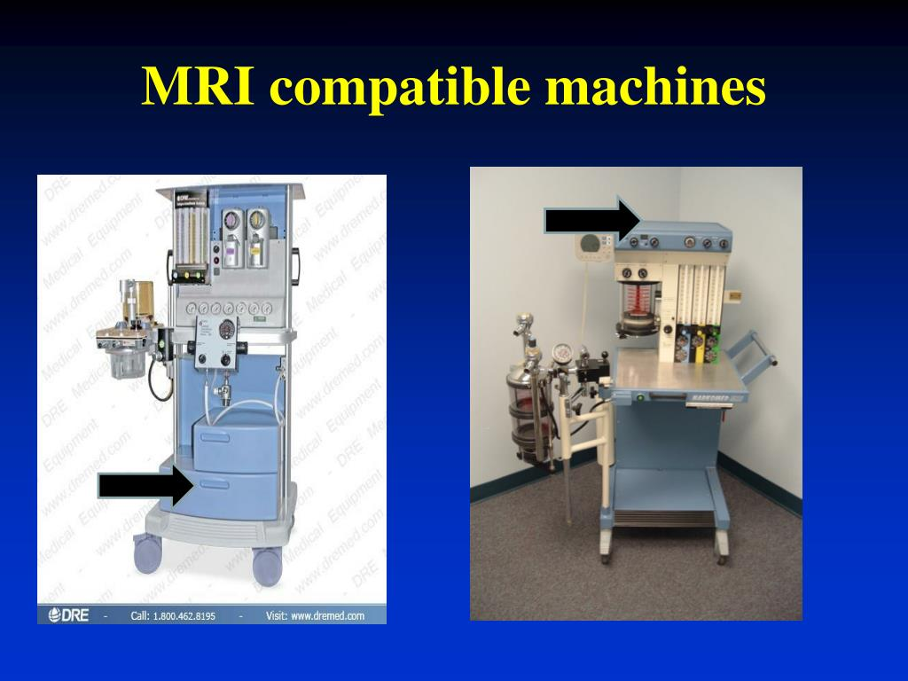 PPT - Anaesthesia for MRI PowerPoint Presentation - ID:1844369