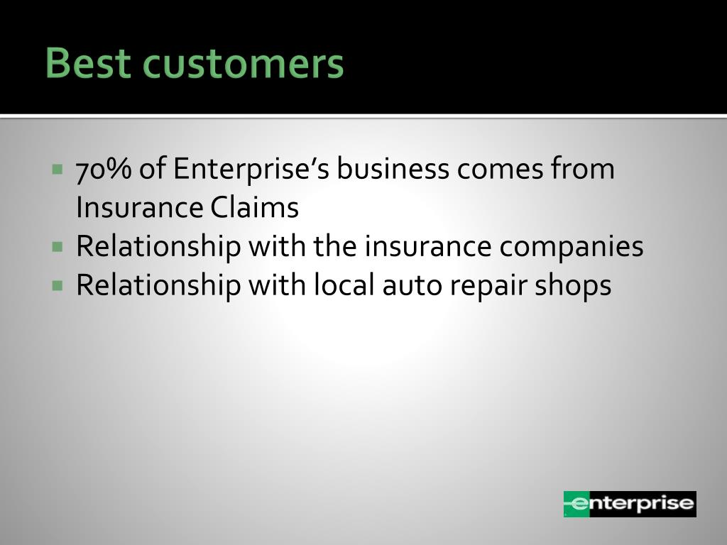 Ppt Customer Relationship Management Enterprise Rent A Car Powerpoint Presentation Id 1844447