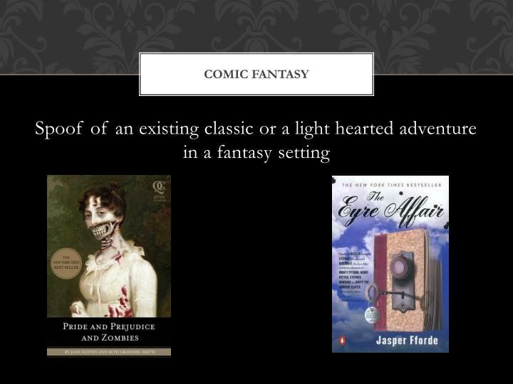 Comic Fantasy