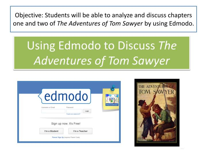 the adventures of tom sawyer thesis statement