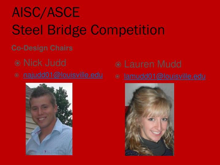 AISC/ASCE