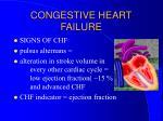 congestive heart failure6