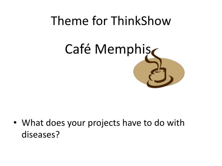 Theme for thinkshow