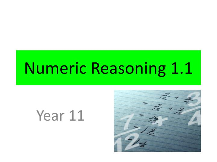 effect of early numeracy learning on numerical reasoning Early numeracy is a branch of numeracy that aims to enhance numeracy learning for younger learners, particularly those at-risk in the area of mathematics  usually the mathematical learning begins with simply learning the digits, being 1-10.