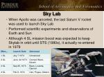 sky lab
