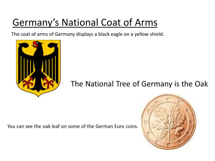 Germany's National Coat of Arms