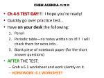 chem agenda 11 17 11