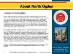 about north ogden