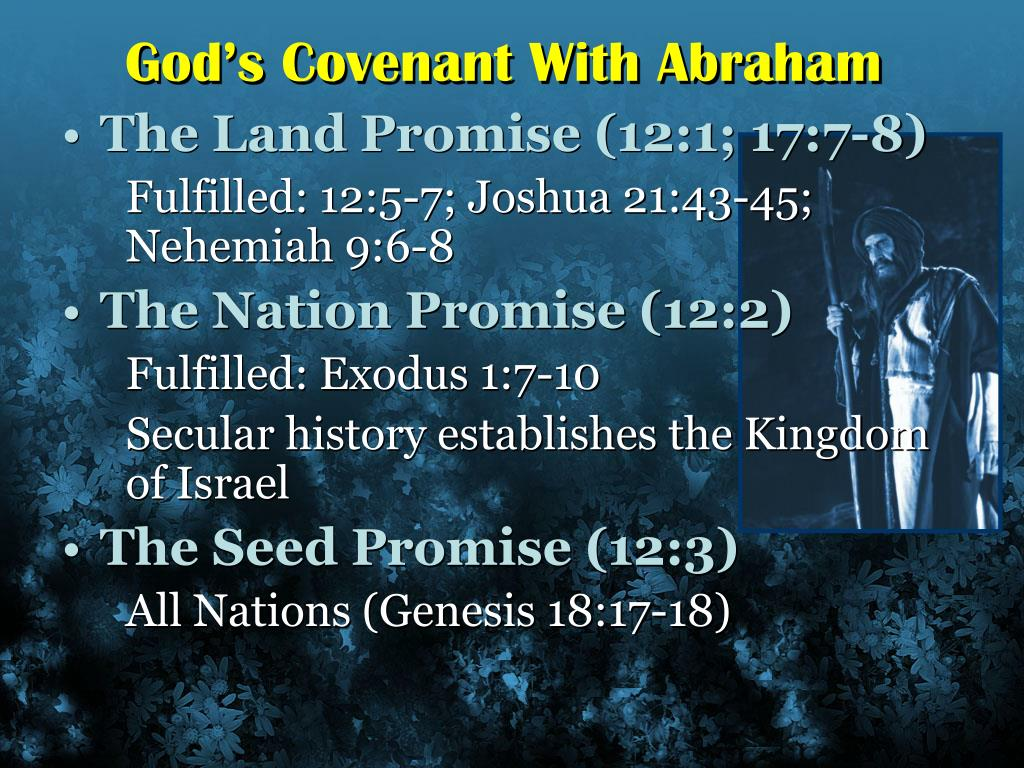 PPT - God's Covenant with Abraham PowerPoint Presentation