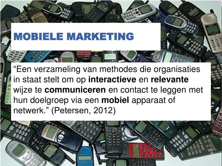 mobiele
