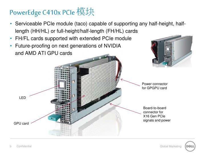 PowerEdge C410x