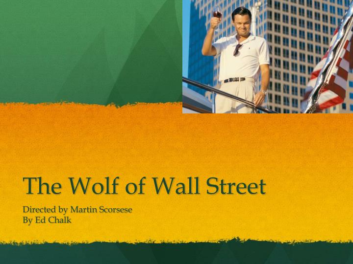 the wolf of wall street n.