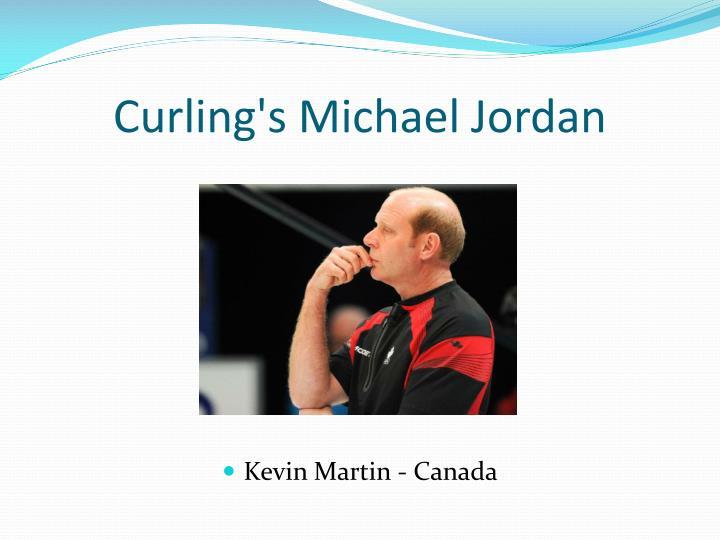 Curling's Michael Jordan