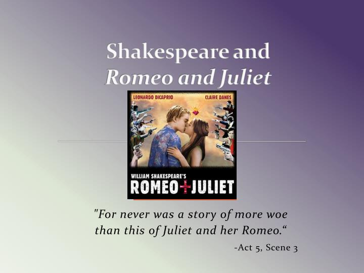romeo and juliet overview shakespeare essay
