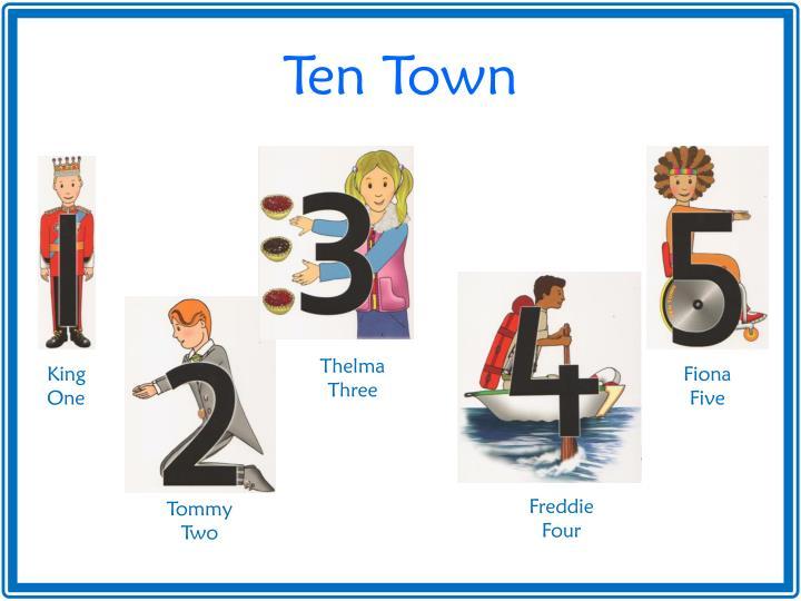 Ten Town