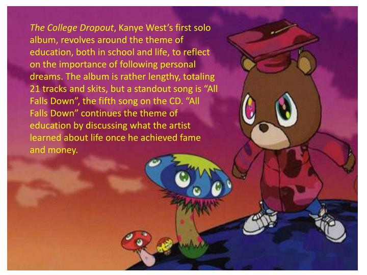 kanye west college dropout download