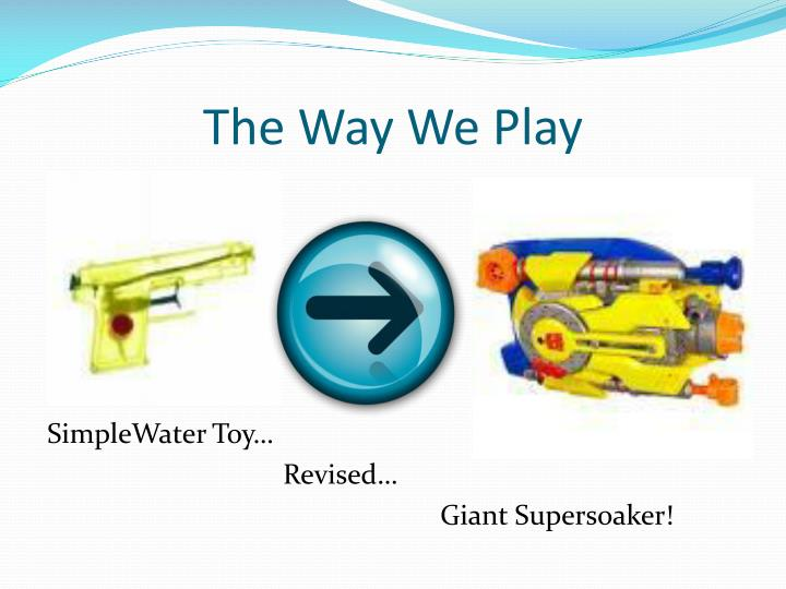 The Way We Play