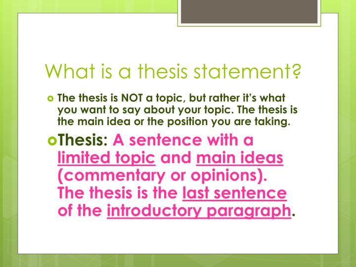 What is dissertation write ppt