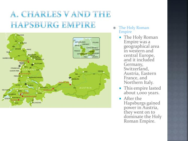 A charles v and the hapsburg empire1