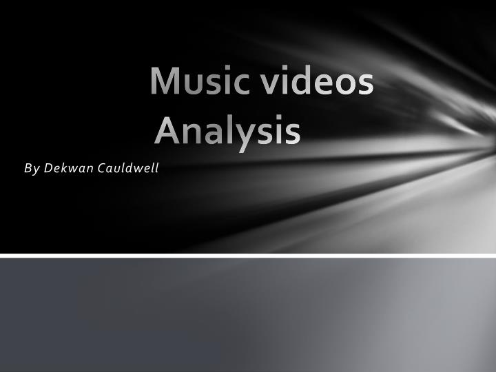 music video ananysis Music video analysis - pretty hurts by beyonce' 4 pages 1003 words february 2015 saved essays save your essays here so you can locate them quickly.