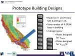 prototype building designs