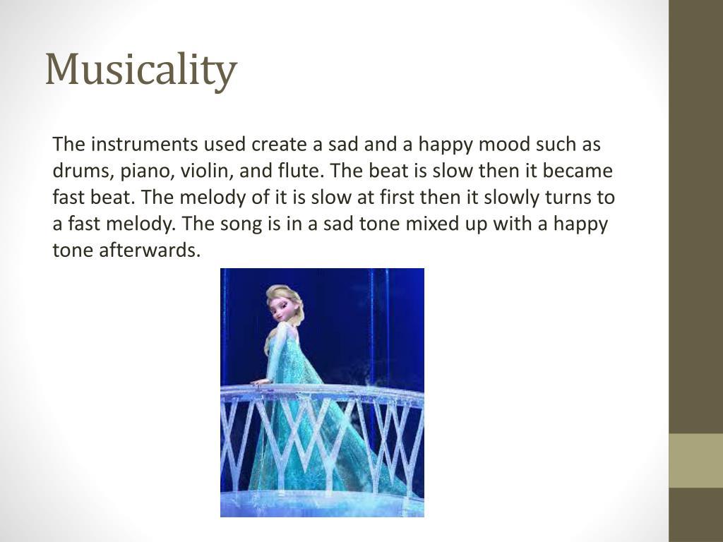 "PPT - ""Let it Go"" By: Idina Menzel PowerPoint Presentation"