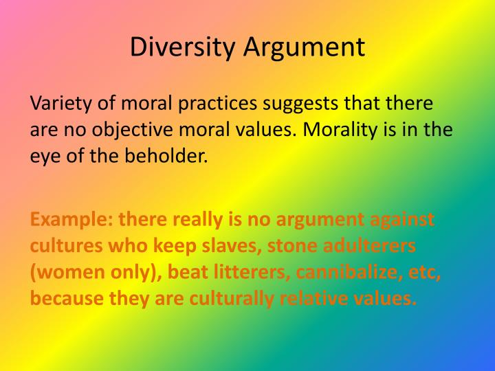are moral values objective Get expert answers to your questions in ethics, epistemology and moral philosophy and more on researchgate, the professional network for scientists.