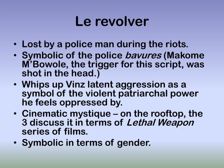 Le revolver