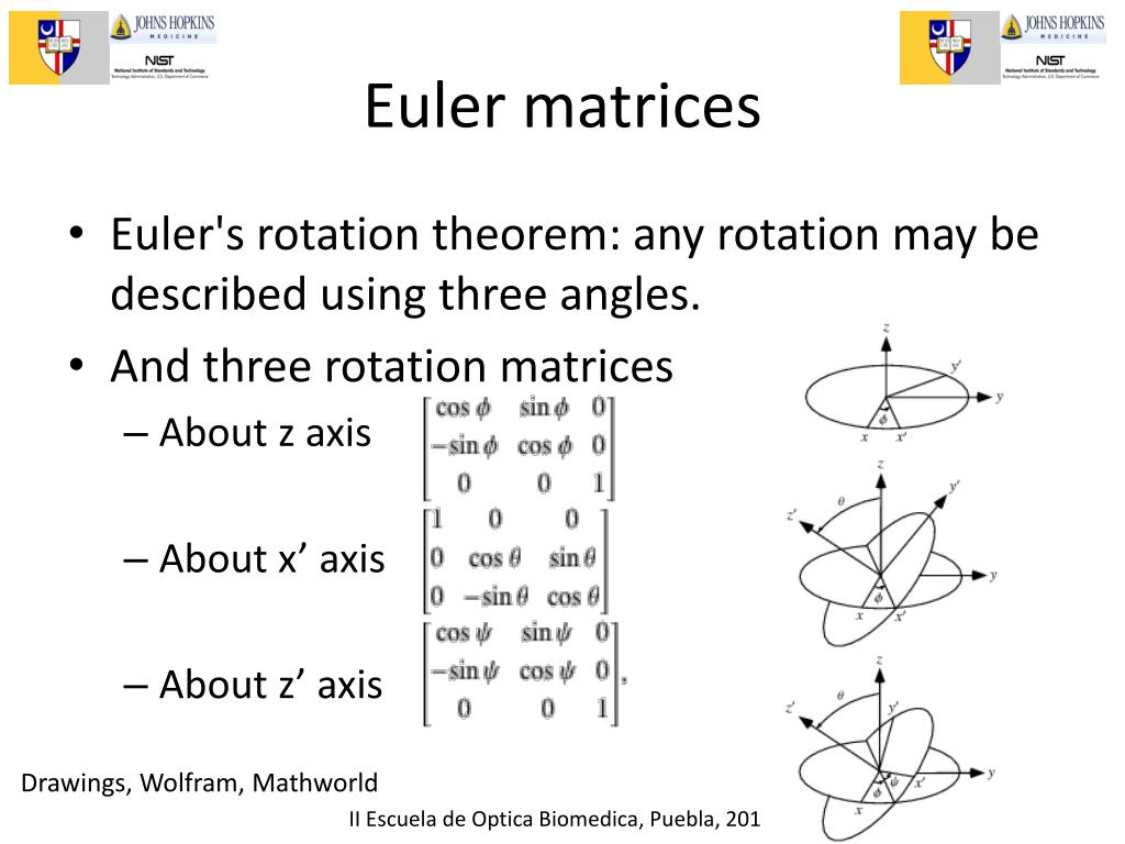 PPT - Monte Carlo, Euler and Quaternions PowerPoint
