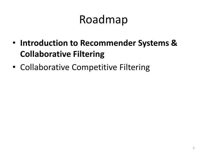 a collaborative filtering recommender system for Collaborative filtering recommender system maizatul iqlima  lecture 163 — recommender systems | collaborative filtering —  what is recommender system what does recommender system mean.