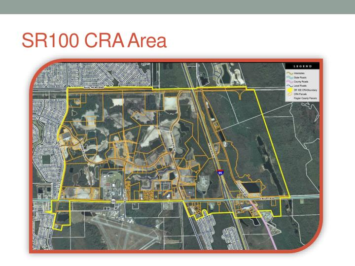 Sr100 cra area