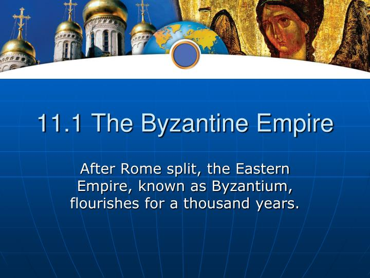 11 1 the byzantine empire n.