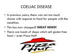 coeliac disease18