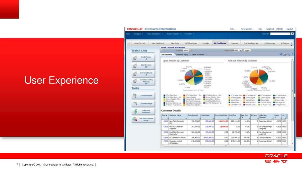 PPT - JD Edwards EnterpriseOne Tools & Technology Product