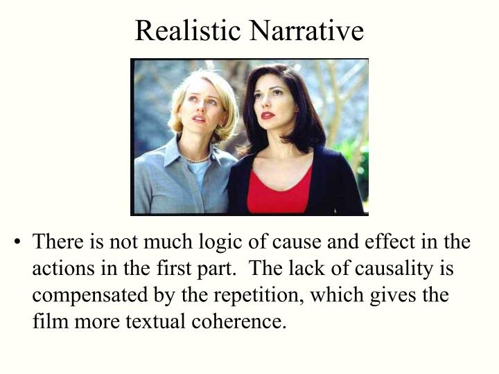 Realistic Narrative