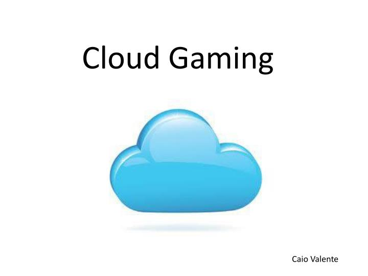cloud gamming Blade, a french startup, is launching a cloud pc service that's optimized for pc gaming, in the spirit of such failed pioneers as onlive.
