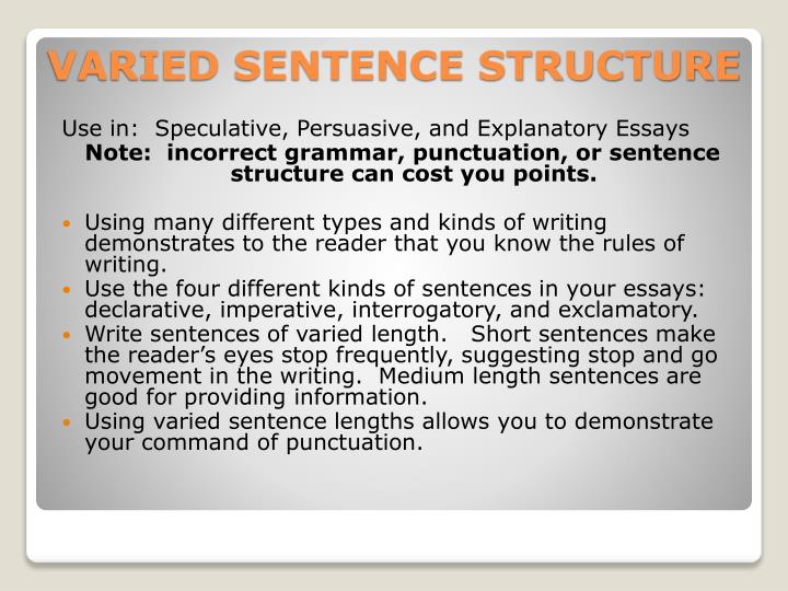 the four different types of essays The different kinds of thesis statements correspond to the different kinds of essays each type of thesis statement works to reinforce the purpose of the specific type of essay know what type of essay you have been assigned in order to create an appropriate thesis statement.