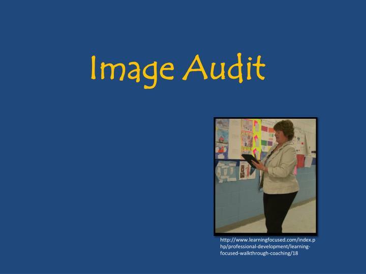 Image Audit