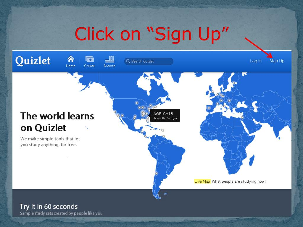 PPT - Quizlet PowerPoint Presentation, free download - ID ...