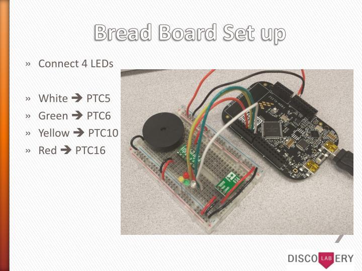 Connect 4 LEDs