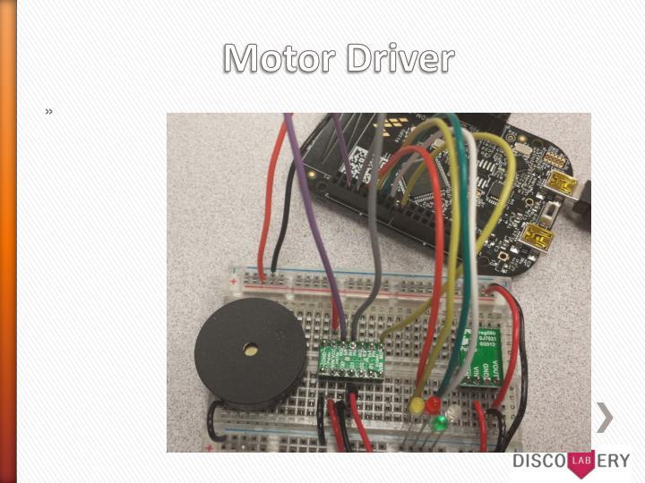 Motor Driver