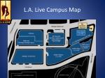 l a live campus map